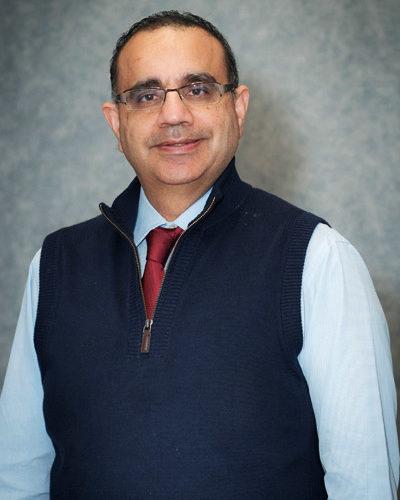 H. Paul Singh, M.D., F.A.C.G.